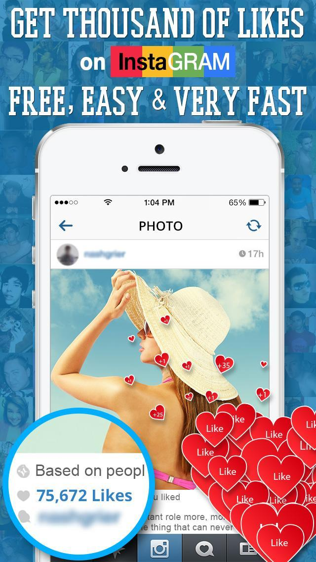 Liker Like on Instagram for Android - APK Download