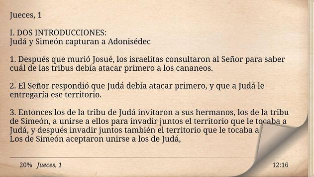 Biblia screenshot 4