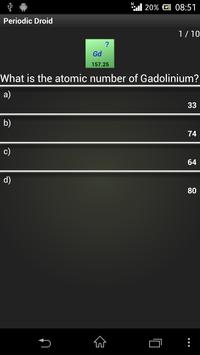 best periodic table free apk screenshot - Periodic Table Apk Free Download