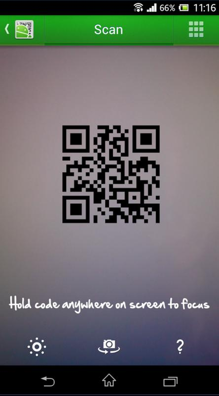 Qr droid private™ for android apk download.