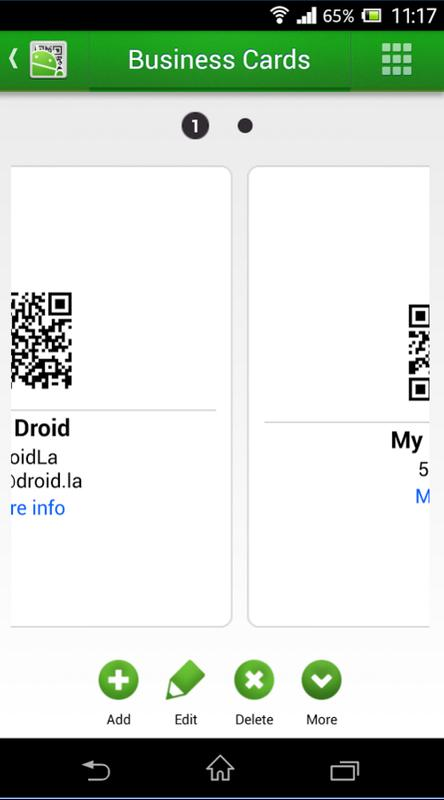 Qr droid: code scanner for android – download for free.