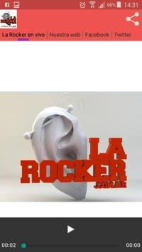 La Rocker Radio poster