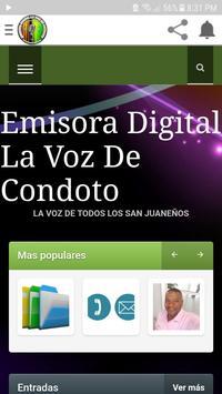 La Voz De Condoto screenshot 2