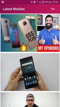 Latest Mobile Phones poster