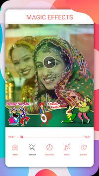 Navratri Video Maker screenshot 2