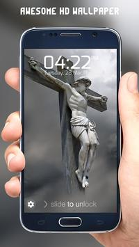 Jesus Lock Screen poster