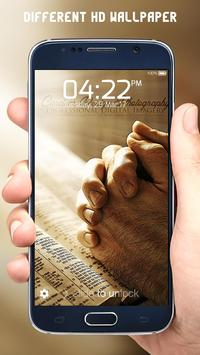 Jesus Lock Screen apk screenshot