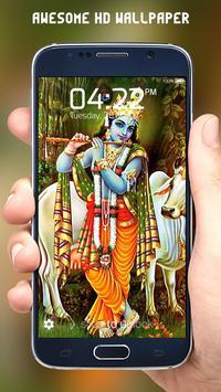 Krishna Lock Screen poster