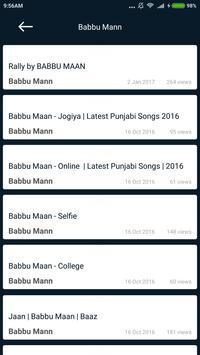 Punjabi Songs screenshot 6