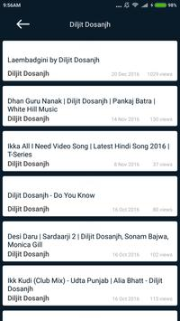 Punjabi Songs screenshot 7