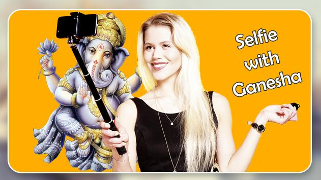selfie with ganesha photo frame screenshot 1