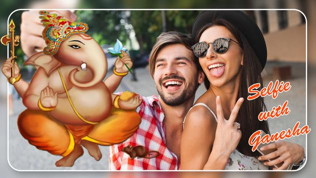 selfie with ganesha photo frame screenshot 4