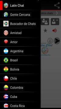 Latin Chat - Chat Latino apk screenshot