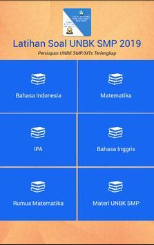 Latihan UNBK SMP 2019 Soal & Pembahasan bài đăng