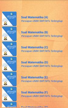 Latihan UNBK SMP 2019 Soal & Pembahasan ảnh chụp màn hình 1