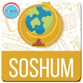 Materi & Soal Sbmptn Soshum 2019 biểu tượng