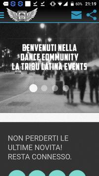 La Tribu Latina Events poster