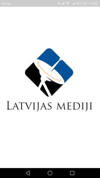 Latvijas mediji poster