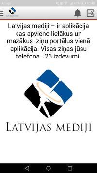 Latvijas mediji screenshot 1