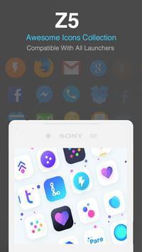 Z5 Launcher screenshot 2