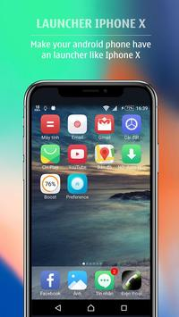 Launcher style Phone X - Launcher Phone 8 Plus poster