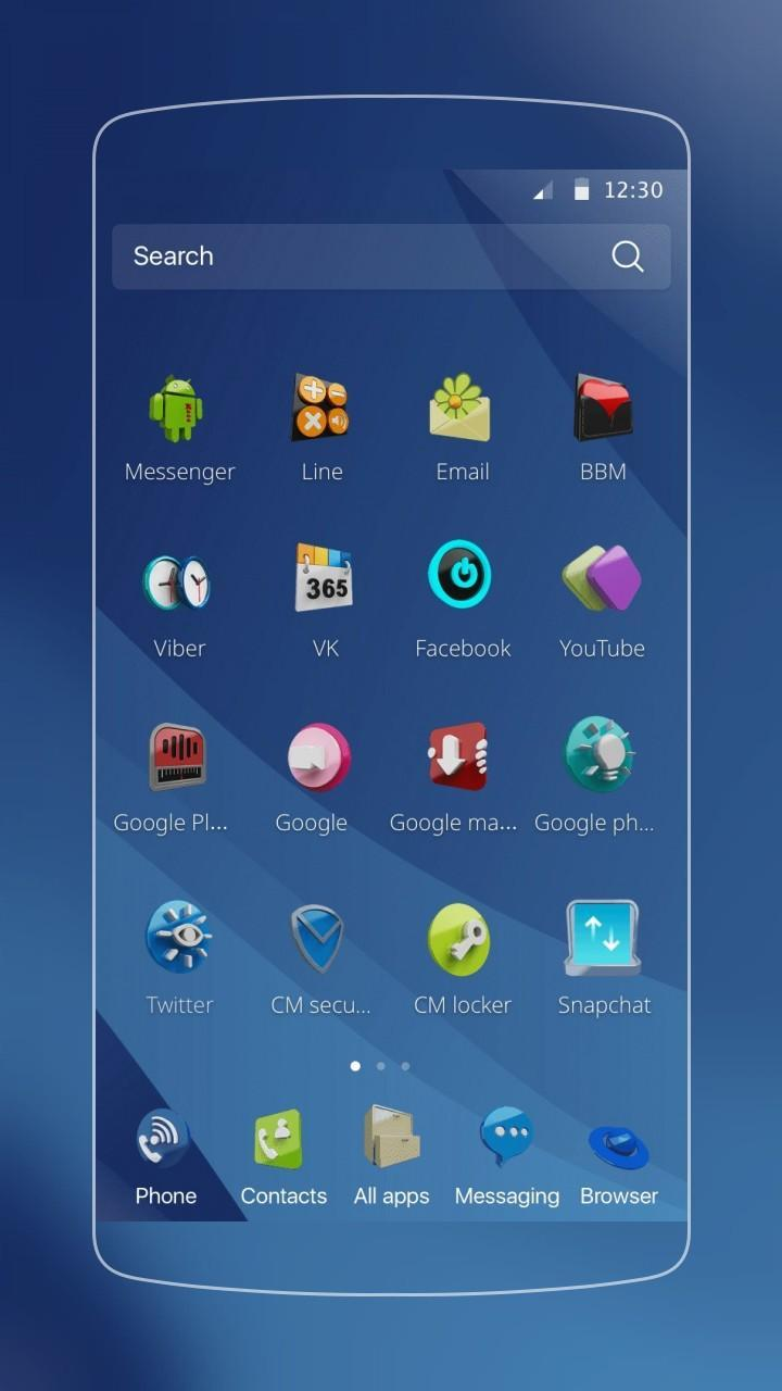 Icon Pack for Samsung S8 Plus for Android - APK Download