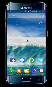 Theme Samsung Galaxy A7 Launcher poster