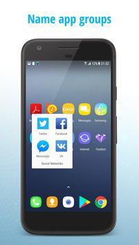 Home Swipe Launcher apk screenshot