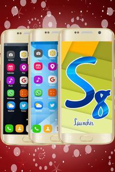 Galaxy Launcher-S8 Launcher screenshot 1
