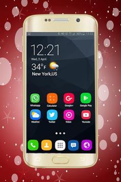 Galaxy Launcher-S8 Launcher screenshot 4