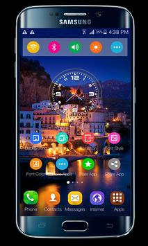 Launcher & Theme Xiaomi Redmi Note 5 screenshot 1