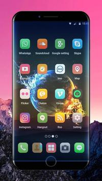 os 11 launcher poster