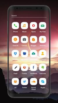 Theme Oppo Find 9 apk screenshot
