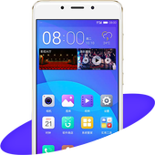 Theme for Gionee F5 / A1 icon