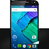 Theme Moto X4 - Launcher icon
