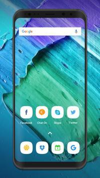 Theme Moto X4 - Launcher poster