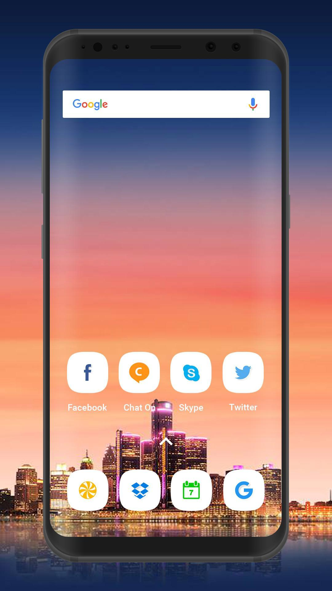 Theme LG Stylo 3 Plus / Virgin / Boost for Android - APK