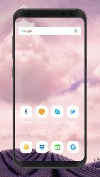 Theme Samsung Galaxy S8 / S8 Plus / S8 Active apk screenshot
