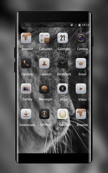 Theme for Lava C11 Animal Wallpaper screenshot 1
