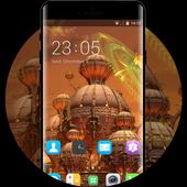 Theme for Lava Iris X1 Beats Fantasy wallpaper icon