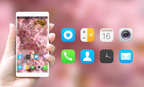 Theme for Lava Iris 250 Pink Wallpaper screenshot 3