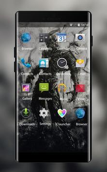 Theme for Lava KKT 16 Fantasy Wallpaper apk screenshot