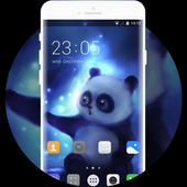 Theme for Lava KKT 38 Panda Wallpaper icon