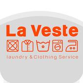 خشکشویی آنلاین لاوسته ( la veste) icon