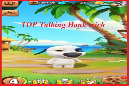TOP Talking Hank trick screenshot 3