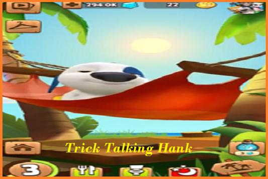 TOP Talking Hank trick screenshot 1