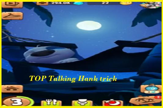 TOP Talking Hank trick screenshot 2