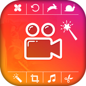 Music Video Editor icon