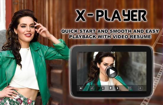 XXX Video Player - HD Max Video Player apk screenshot