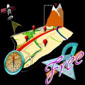 Map GPS tools (FREE) icon